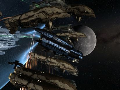 Kador Edition Abaddon in fleet