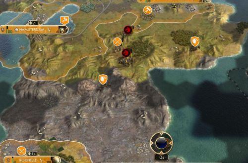 Barbarian wildlands