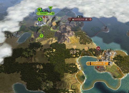Spain Divided