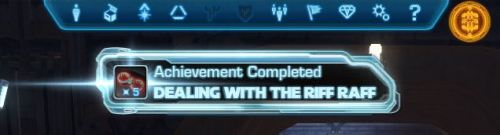 Achievement for... something
