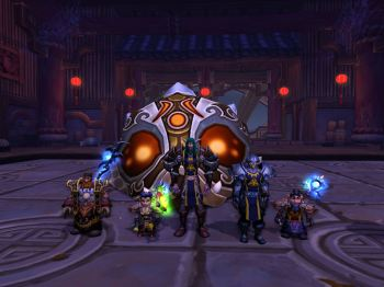Group Shot with Yan-Zhu