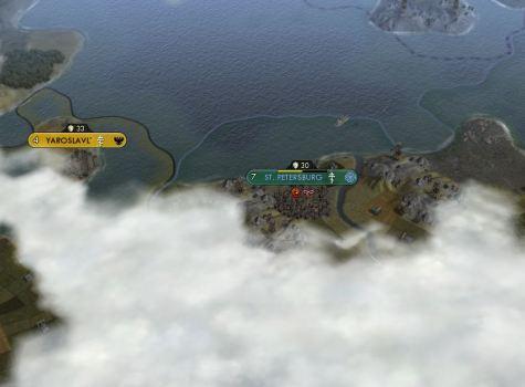 St. Petersburg in Celtic hands