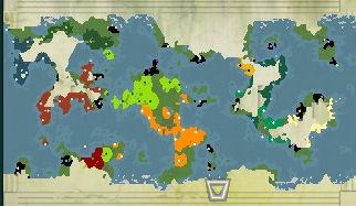 The world circa 1930