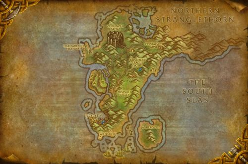 The Cape of Stranglethorn