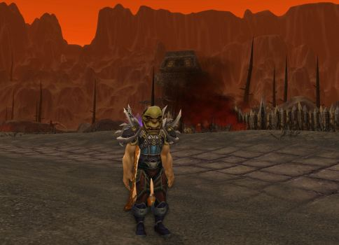 I am now an orc