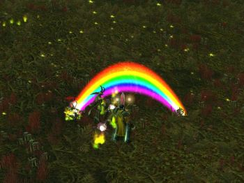 Rainbow power!