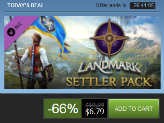 LandmarkSteamSale