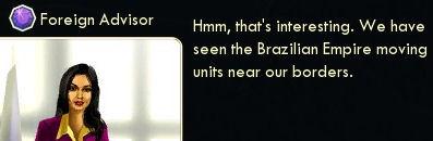 Never trust Brazil