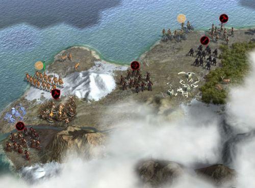 On Barbarian Island