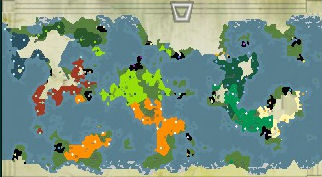 World Map - Turn 617