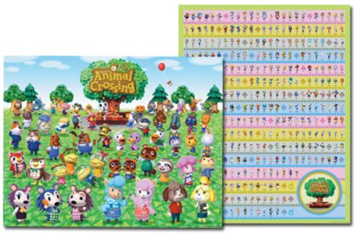 Animal Crossing Posters