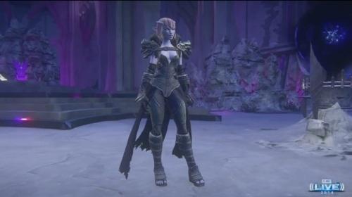 Dark Elf Female