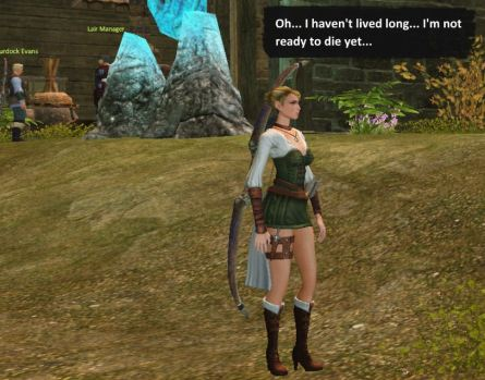 That's what Wizardry Online said...
