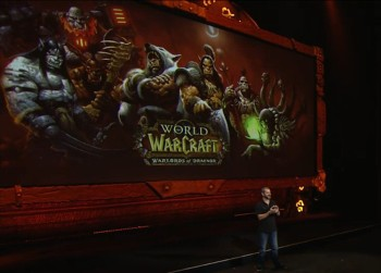 Metzen stands up