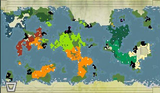 The World at turn 686