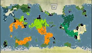 World Map Turn 716