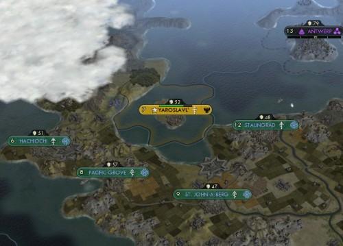 Yaroslavl Under Siege