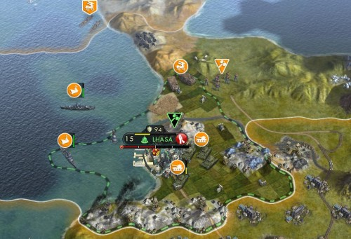 Lhasa Besieged