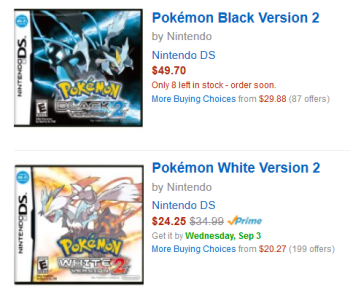 Amazon Pricing Differential