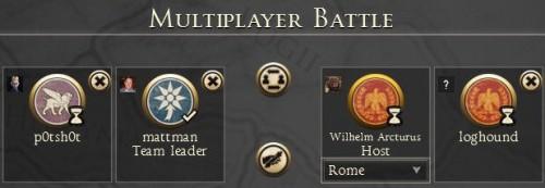 Romans versus whatever...