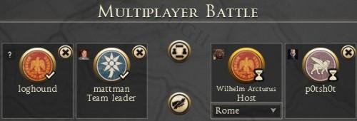 Parthia and Rome unite