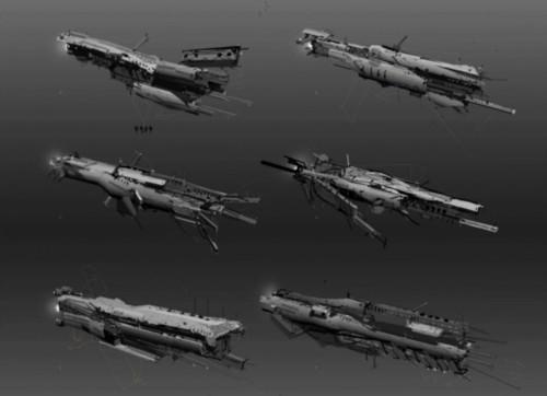 Amarr tactical concepts