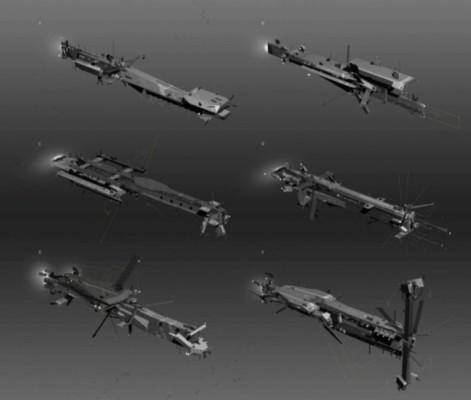 Caldari tactical concepts