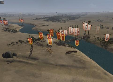 Defending the Crossing