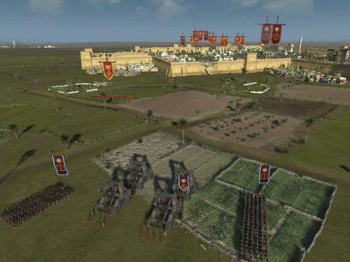 Potshot's Siege engines