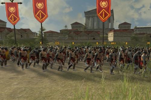 Dejected Gladiators
