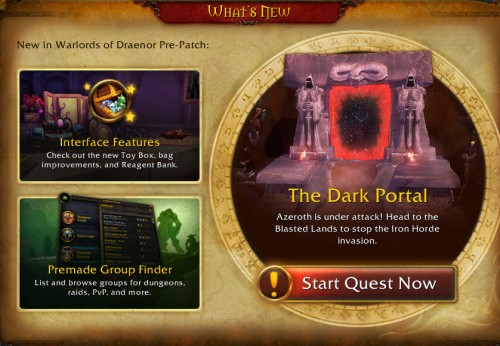 Hey, did you hear? New quest!