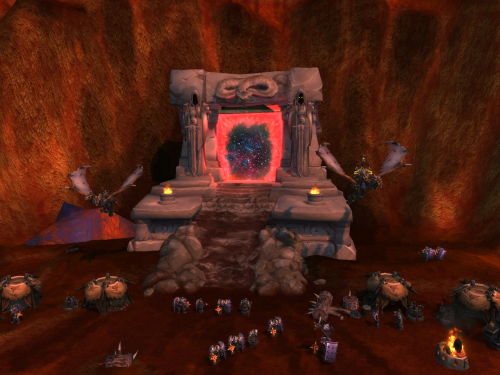 The new dark portal