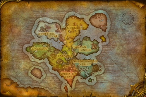 The Draenor you have