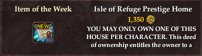 Item of the week - your own island!