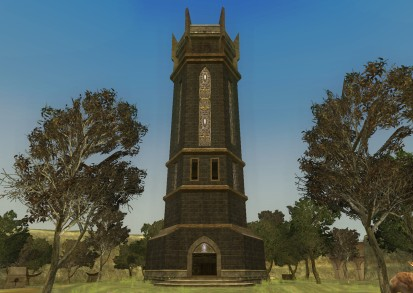 The tower where we learned to craft