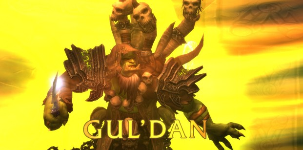 Gul'dan of the Stormweaver clan