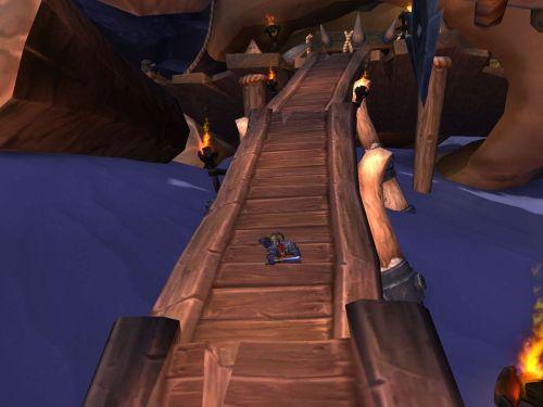 Dwarf splat!