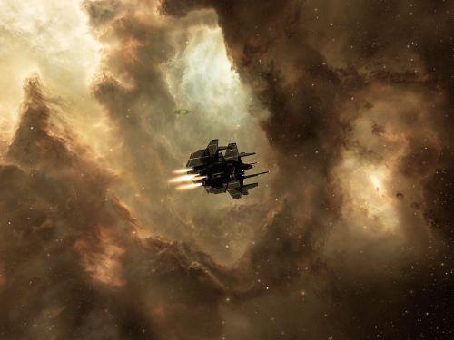 Shuttle run... and Caroline's Star