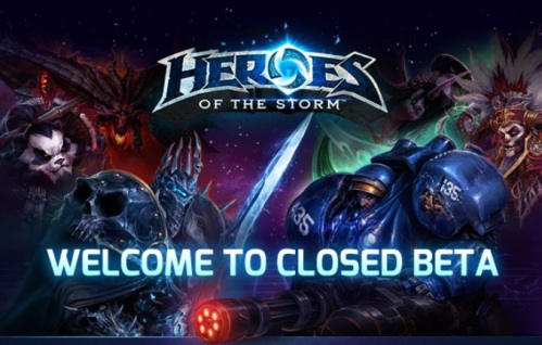 Heroes of the Storm calling...