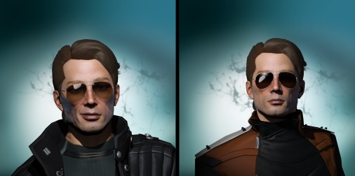 Wilhelm, before and after