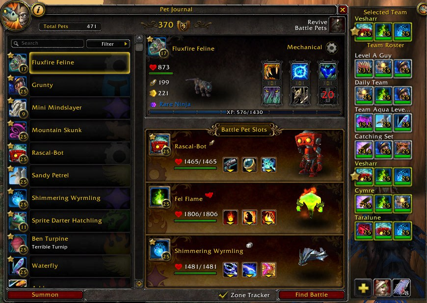 Addons | The Ancient Gaming Noob