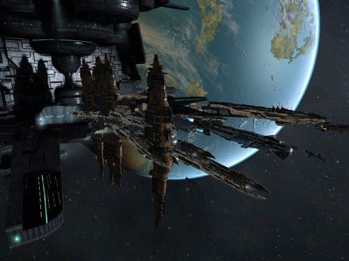 Carriers and dreads undocking