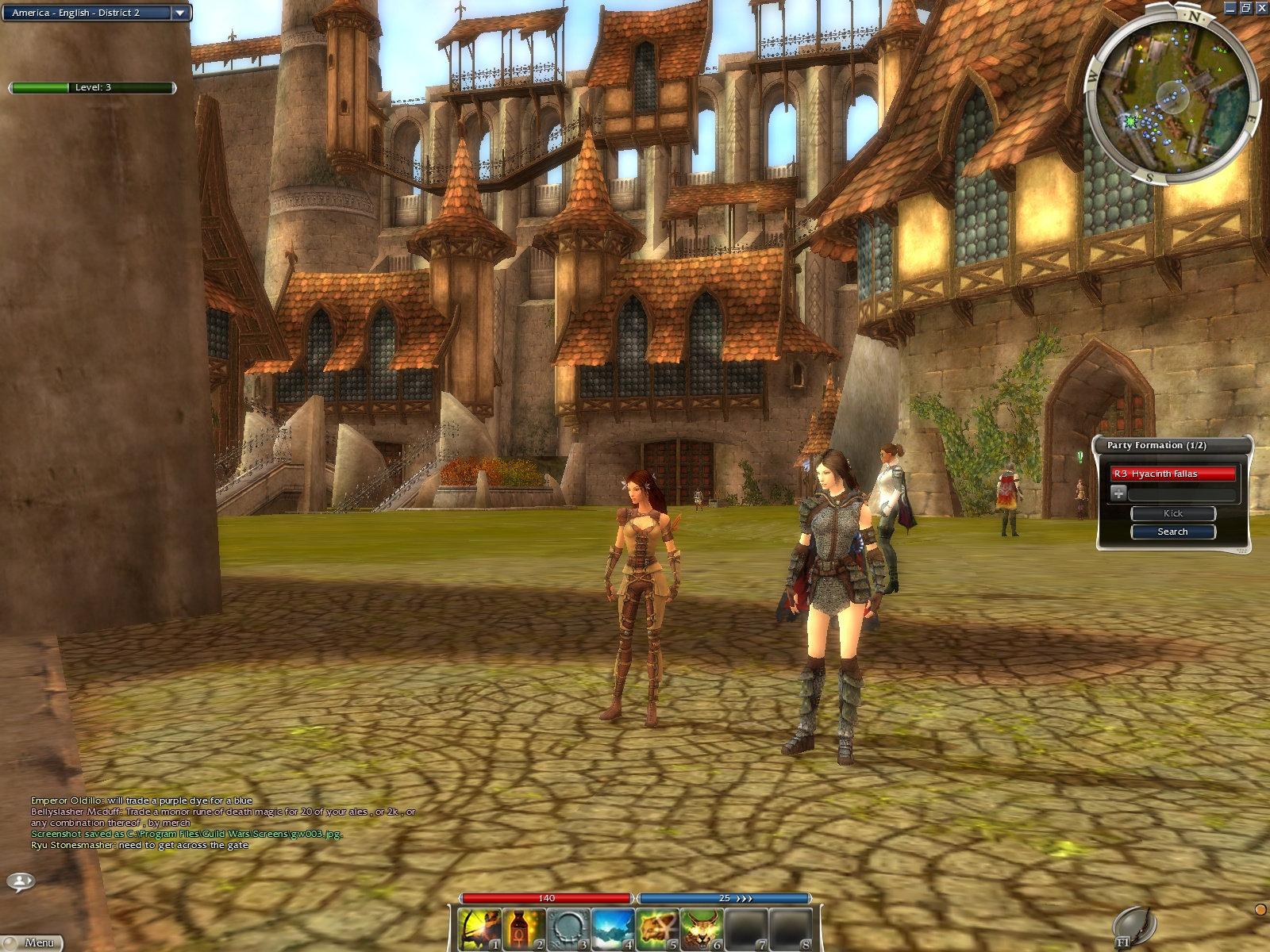 guild wars 2 server emulator