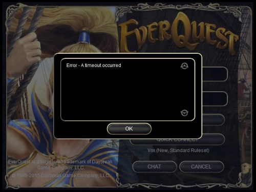 And yeah, that login screen doesn't like me either