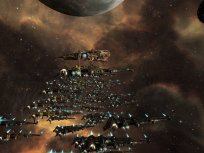 The swarm undocks again