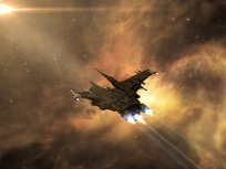 Raven back in Amarr space