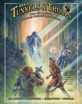 Deluxe Tunnels & Trolls