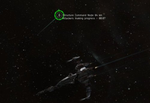 Timer on the command node