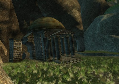 Stormhold, in Antonica