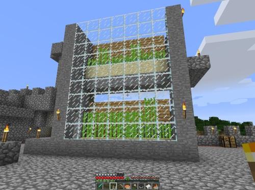 Automated Sugar Cane farm